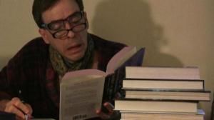 book critic